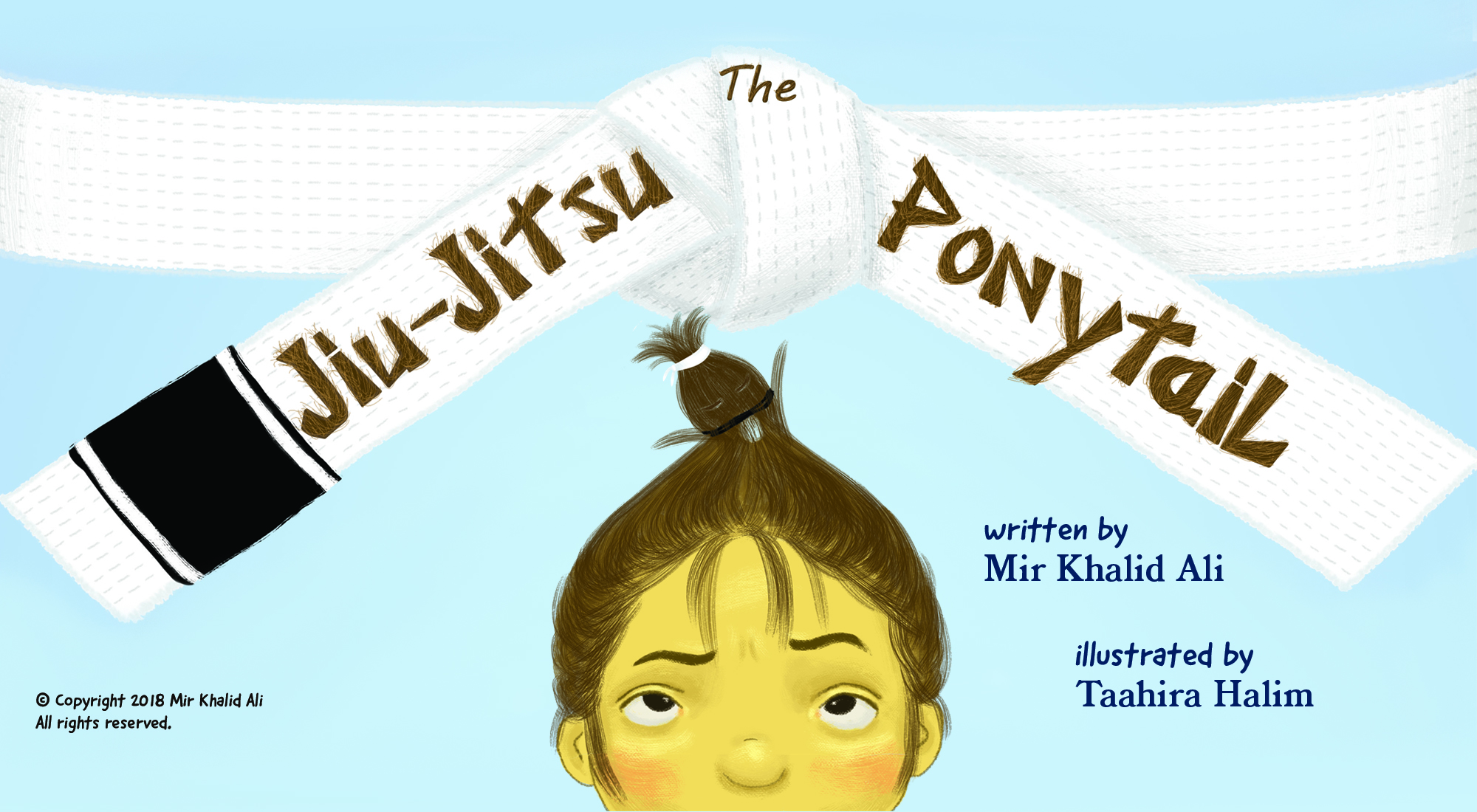 The Jiu-Jitsu Ponytail
